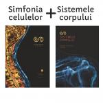 Pachet carte Simfonia celulelor + Sistemele corpului