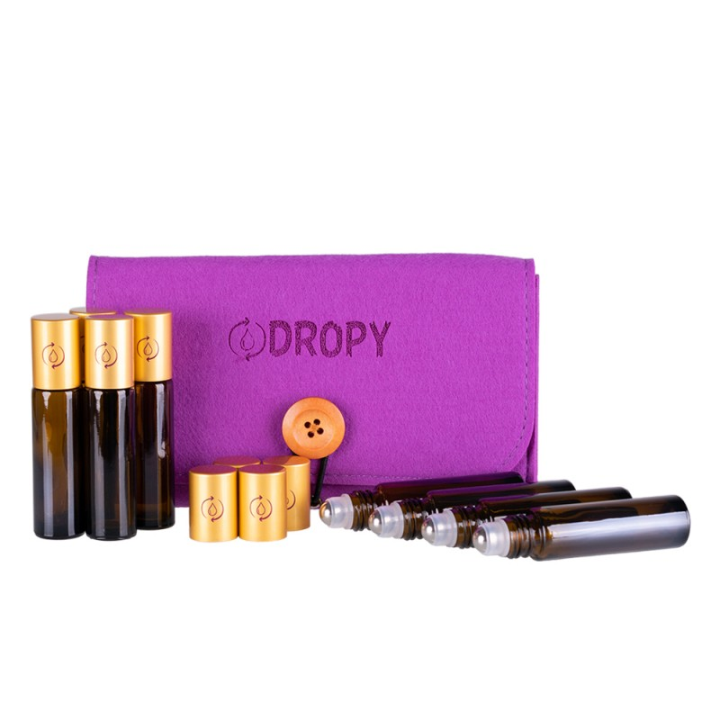 Dropy Smart Pack Purple No.8
