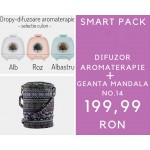 Dropy -Smart Pack Geanta No.14 + Aromadifuzor Tree 230 ml