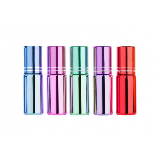 Set 5  sticlute roll on 5 ml color UV