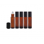 Set 10 sticlute roll-on 10 ml maro